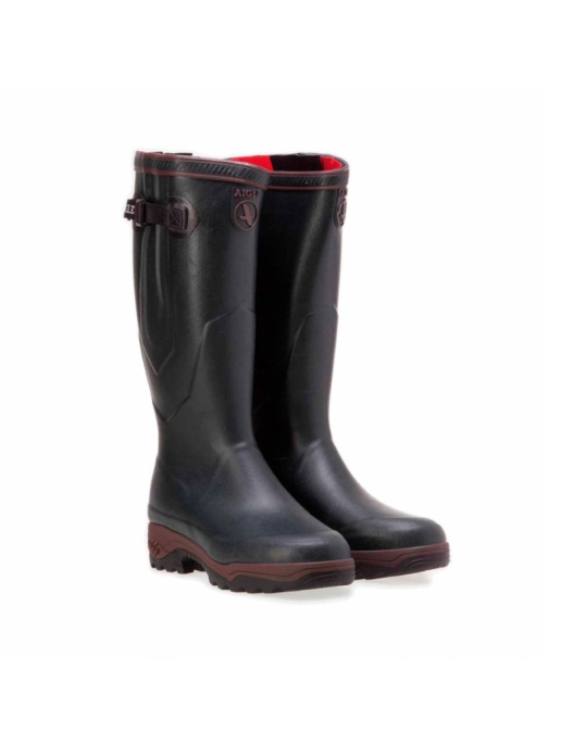 Aigle Stiefel Parcours 2 Iso braun