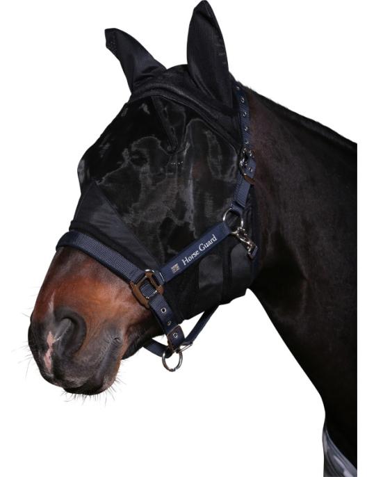 Three Horses Fliegenmaske Anti-UV