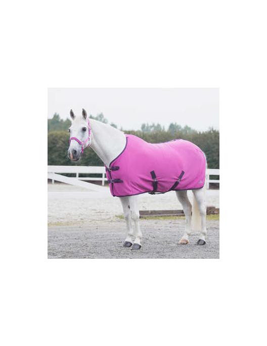 Horze Pony Fleece Rug  purple