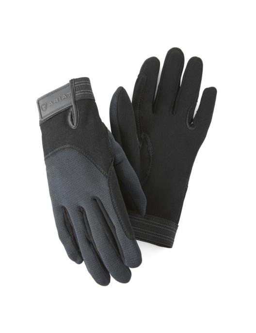 Ariat Insulated TEK Grip Handschuhe schwarz