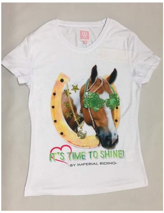 Imperial Riding T-Shirt Lucky Horse