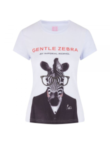 Imperial Riding T-Shirt Gentle Zebra