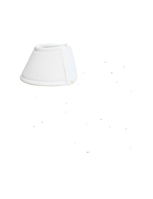 Euroriding Hufglocke Neopren weiß