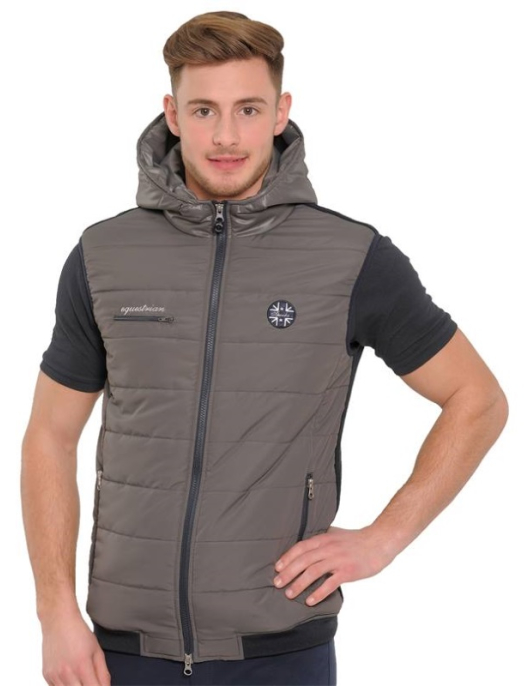 Spooks Nino Vest dark grey