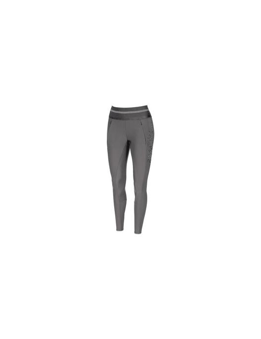 Pikeur Breeches Softshell Gia Grip dark grey