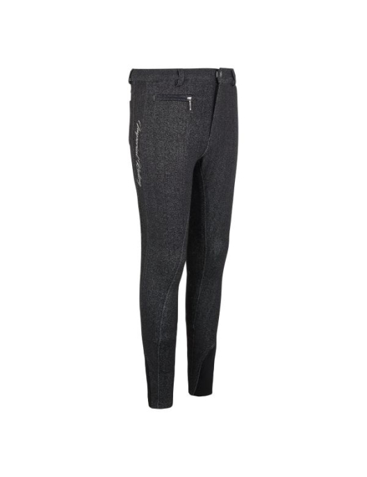 Imperial Riding Riding Breeches Knitted black