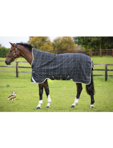 Horseware Rhino Wug Turnout Med VL 250g black/grey