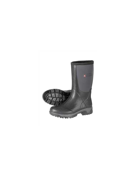 USG Crosslander Outdoor Boots Boston anthrazit/schwarz wasserdicht