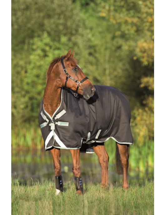 Horseware Amigo Bravo 12 Wug med 250 g excal/silver