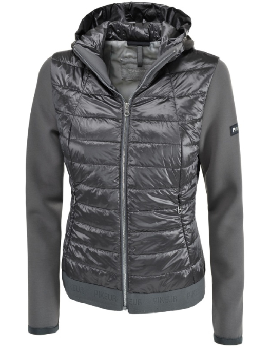 Pikeur Jacke Hollie grey melange
