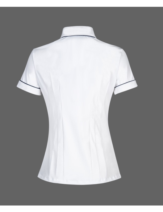 Equiline Women Competition Shirt Havana white
