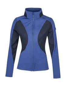 Equiline Women Softshell Jacket Era blue