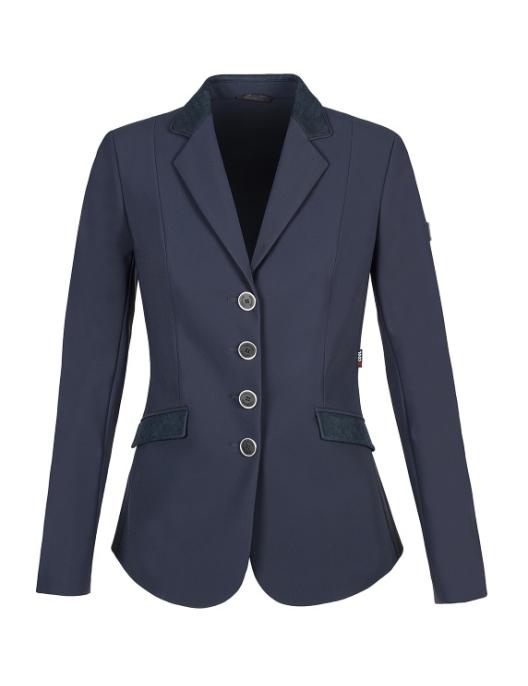 Equiline Damen Turnierjacket Florence dunkelblau