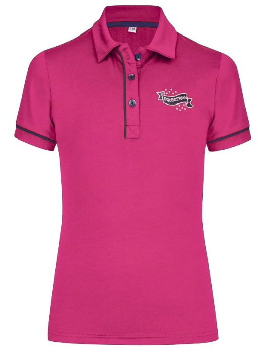 Busse Polo-Shirt KIDS COLLECTION VII pink(Flower)