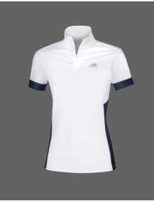 Equiline Women Competition Shirt Estelle blue