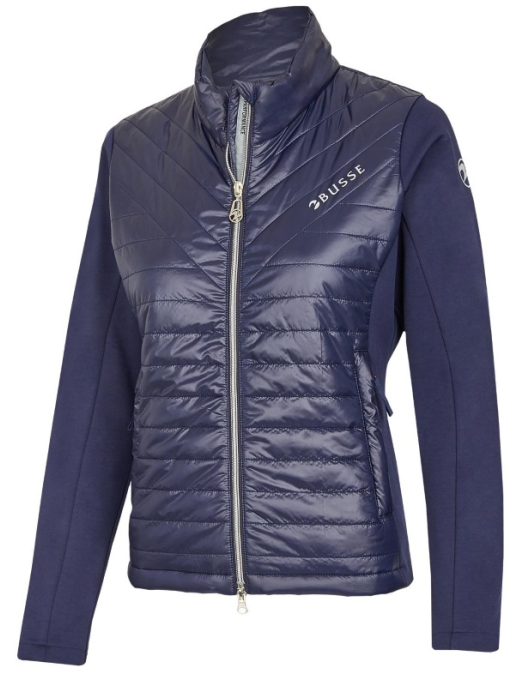 Busse Jacke Gleem Fleece navy