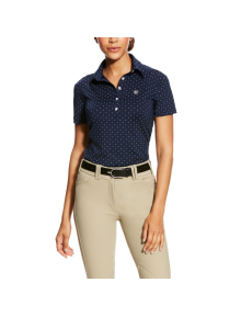Ariat Women Talent Polo navy disty M