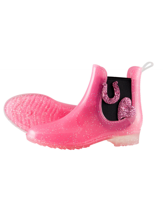 Pfiff Kinder-Stiefelette Lucky pink