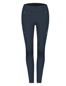 Cavallo Grip Reitleggings Leni darkblue