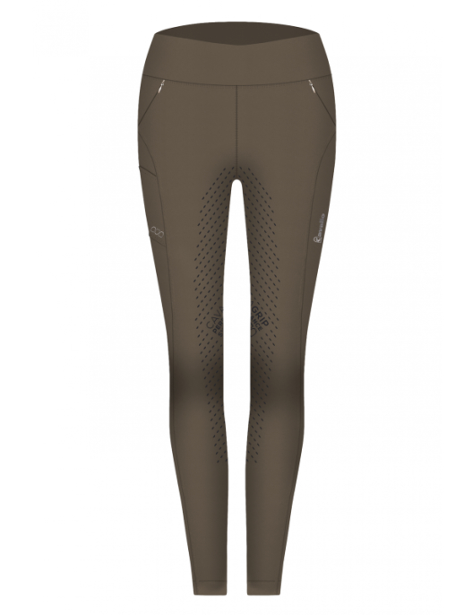 Cavallo Grip Reitleggings Leni fossil