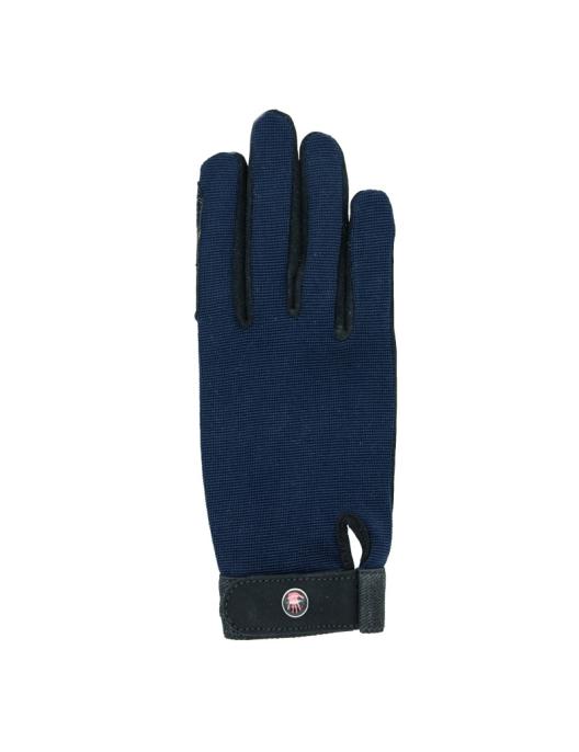 Hauke Schmidt Handschuh Jolly navy