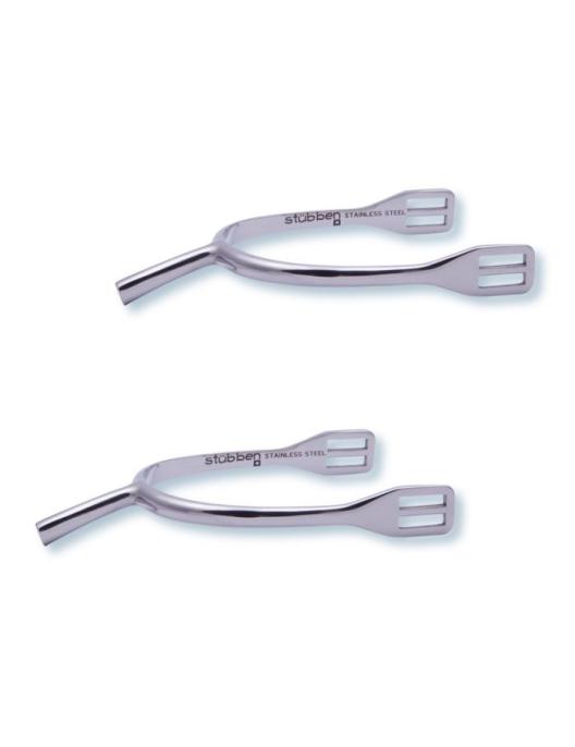 Stübben Damen Schlaufen Sporen mit 30 mm Hals ohne Rad