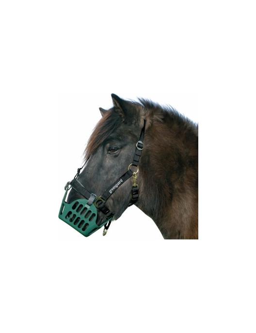 Greenguard Maulkorb schwarz