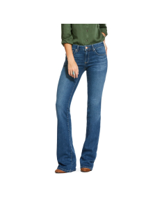 Ariat R.E.A.L. Stackable Straight 3D Wendy eleanor