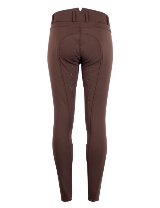 Montar Breeches Karly Softshell Highwaist Full-Grip brown