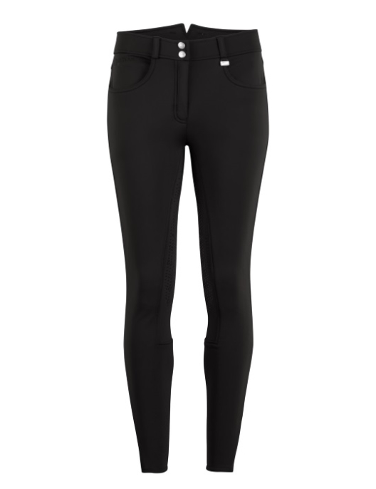 Montar Breeches Karly Softshell Highwaist Full-Grip black