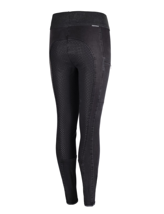 Pikeur Reitleggings IONA JEANS GRIP ATHLEISURE black