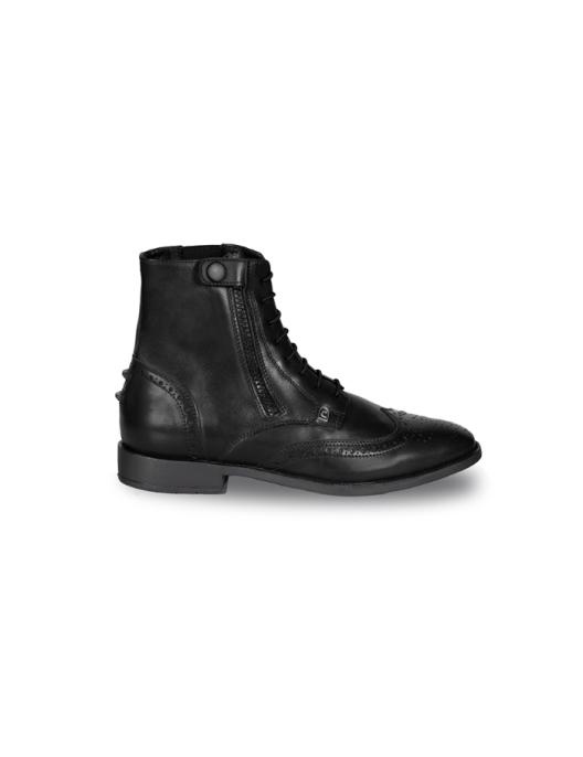 Cavallo Ankle Boots lace slim black