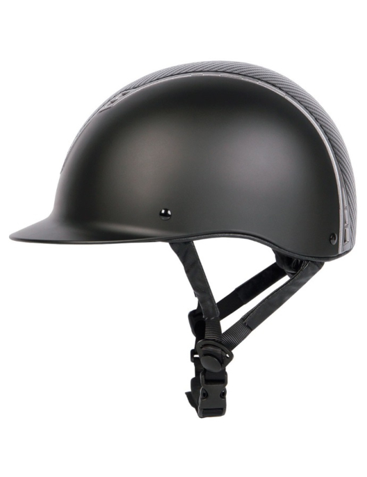 Harry´s Horse Safety Riding Helmet Centaur Carbon black