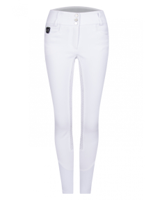 Cavallo Breeches Celine GRIP white