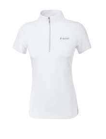 Pikeur Competition Shirt Juul white