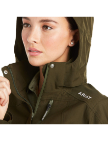 Ariat Damen Coastal Waterproof Jacket